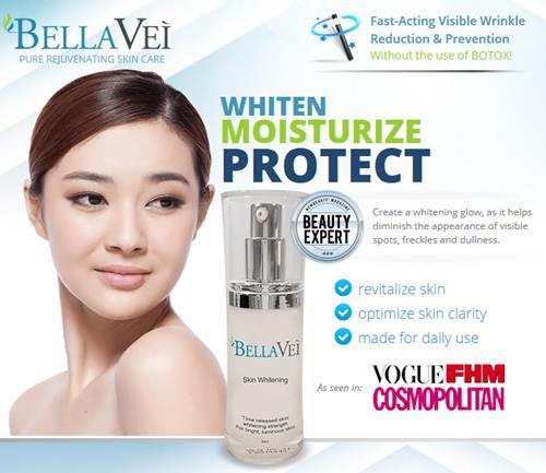 bellavei skin whitening