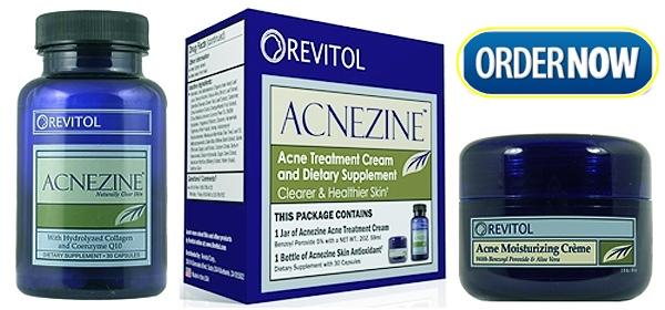 Acnezine Review Revolutionary Acne Skin Care System